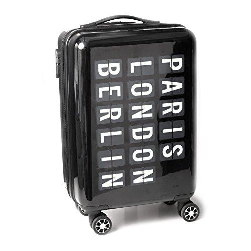 Balvi-Airportmaletatrolleyconmedidasdecabina.Maletarígidadeplasticoduro-4 ruedas