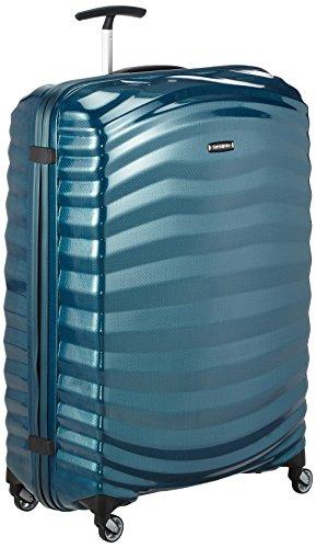 Samsonite - LiteShock Spinner (81cm-124Litros) (Azul)