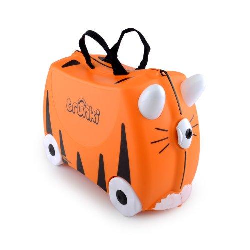 Trunki - Tiger Tipu Tigre (Naranja/Amarillo)