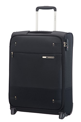 Samsonite Base Boost - Maleta negra - 55 x 20 x 40 cm - 41L