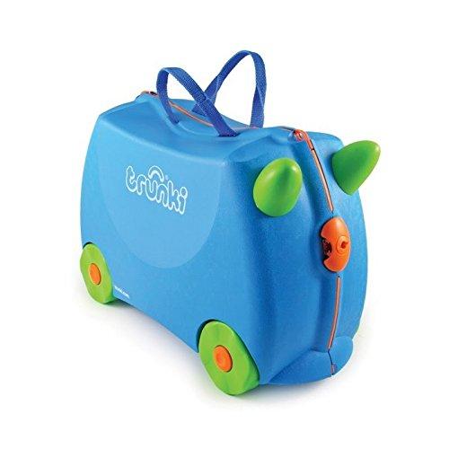 Trunki azul ideal para niños