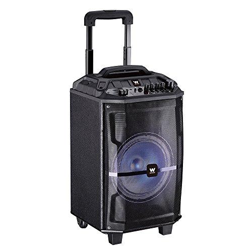 Woxter Rock'n'Roller XL - Altavoz inalámbrico transportable, color negro