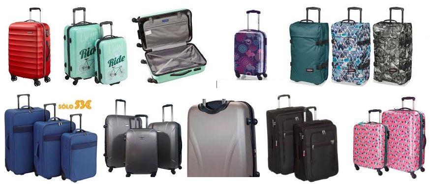 bb54b1b3b Vamos a conocer otro tipo de opciones de maletas de viaje baratas,  artículos de viaje y maletín ejecutivo. Recuerda que todo lo que necesitas…