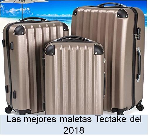 1234078e3 TecTake Set 3 piezas maletas ABS juego de maletas de viaje trolley maleta  dura | 4 ruedas de 360º | 2 mangos y un asa telescópica - disponible en  diferentes ...