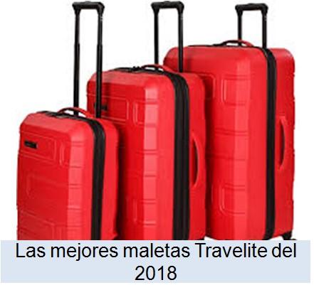 b54c9730c Maleta Travelite - Los modelos más increíbles del mercado - TusMaletas