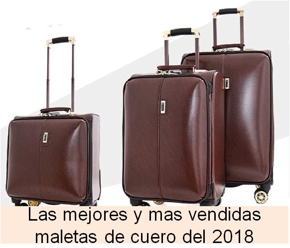 61efec0ee MALETAS DE CUERO - Conoce las mejores aquí - TusMaletas.net