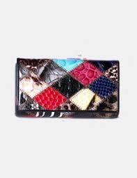 Multicolor Marr/ón//Azul Cartera para Mujer 3x10x18 cm Tous Billetera Mediana Kaos Vichy W x H x L