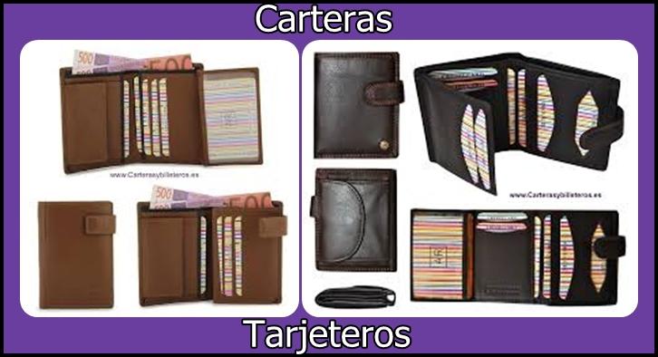 ccbeaf966 Algunas son conocidas como tarjeteros, más directamente que como carteras,  son para las personas de estilo práctico y minimalista, es la opción más ...