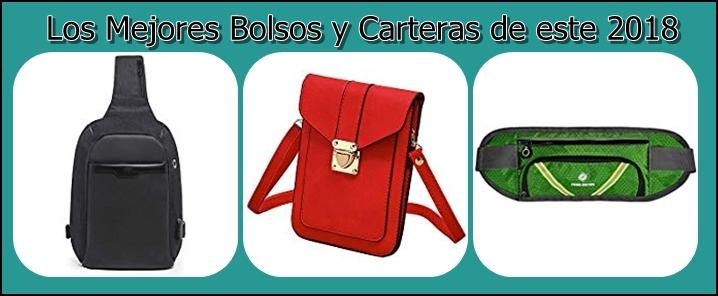 2c68a1e59 Si sales a donde sea que vayas deberás cargar contigo un bolso y cartera  para darle el uso a diversas cosas que en ellos puedes trasladar, por ello  estos ...