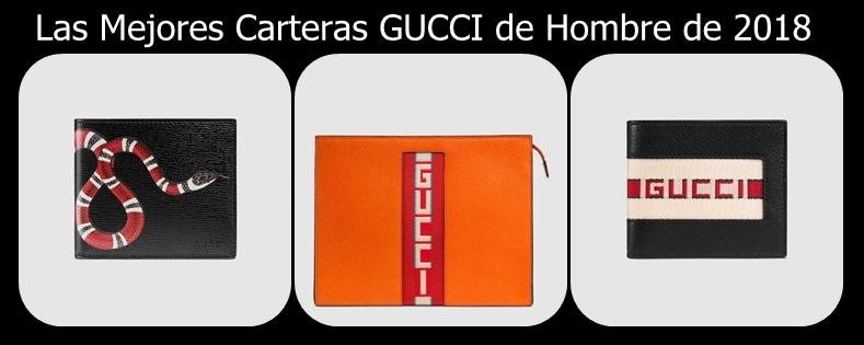 2ecedc8dc3 ... son los accesorios que definen a simple vista la elegancia y distinción  de aquel hombre que utiliza las carteras de la marca Gucci